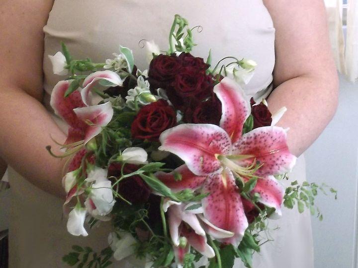Tmx 1400778542728 Stargazer And Bacarra Brid Portland wedding florist