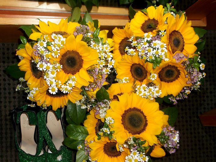 Tmx 1400779087763 Sunflower Bridesmaid Portland wedding florist