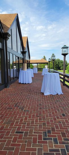 Terrace Events