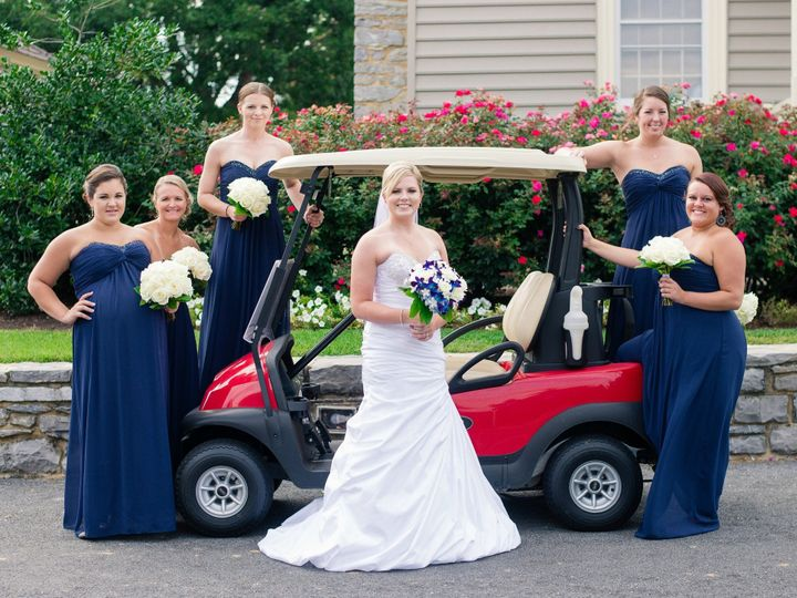 Tmx 1446840683232 Golf Cart Bride Maids Jul2014 Front Royal, District Of Columbia wedding venue