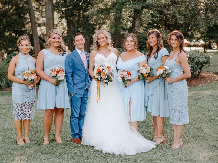 Tmx Msbridalparty 41 51 975050 158160571623964 Royal Oak, MD wedding florist