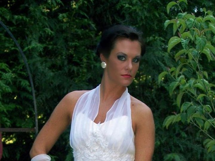 Tmx 1326302081815 1006845 Rhododendron wedding dress