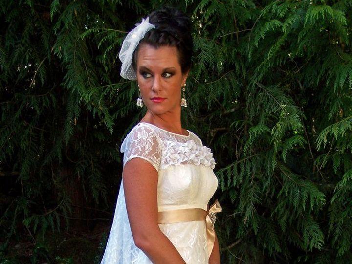 Tmx 1357777355915 1002632 Rhododendron wedding dress