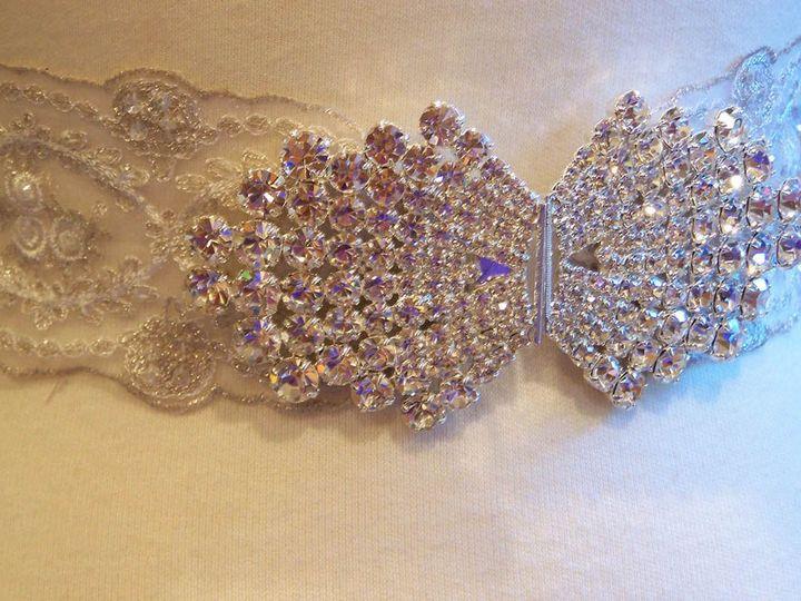 Tmx 1357777826882 1007707 Rhododendron wedding dress