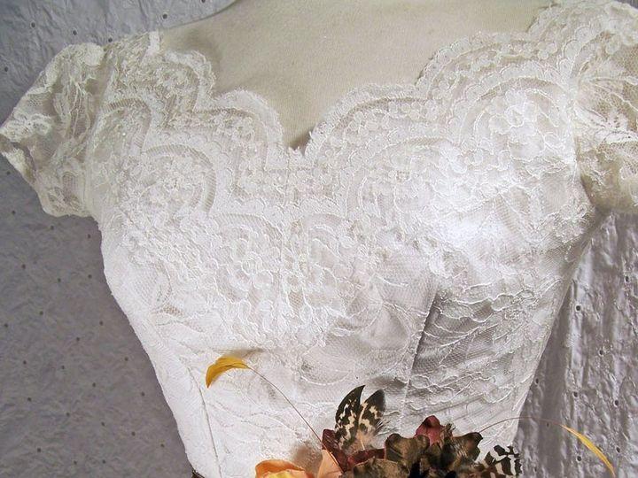 Tmx 1357777986071 1004171 Rhododendron wedding dress