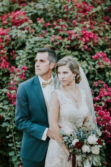 The lush landscape at Citrus Park Wedding Venue in Riverside, CA makes a beautiful backdrop for your...
