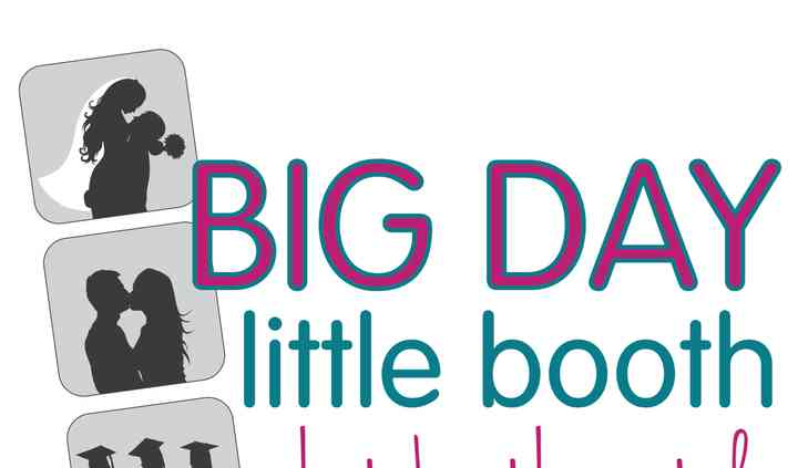 Big Day Little Booth Photobooth Rentals