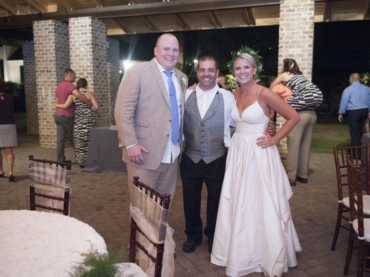 Tmx 1461245860285 Kelsey Tyler Married 8 8 15 Reception 0430 Durham, NC wedding dj