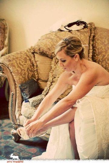 Bridal Hair and Airbrush Makeup by Erika Lopatinsky