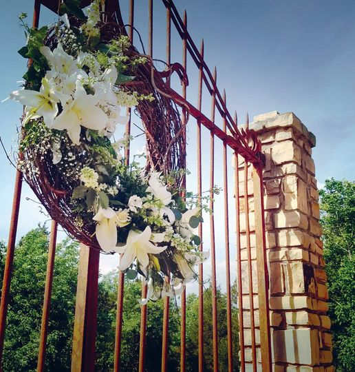 Outdoor Ceremony Gates