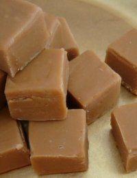 Irish Cream Fudge