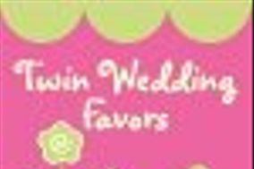 Twin Wedding Favors