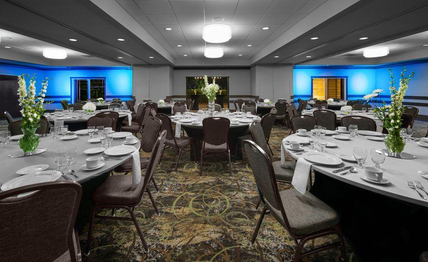 9b665e61b416855d Holiday Inn Nashville Vanderbilt BNAVB Ballroom Social Rounds