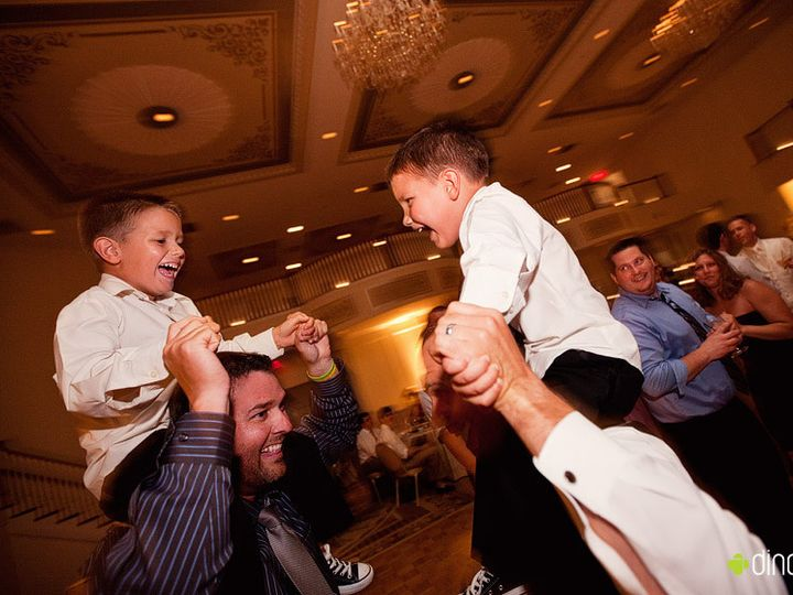 Tmx 1434633629017 Kids At The Wedding Reception Raleigh, North Carolina wedding dj