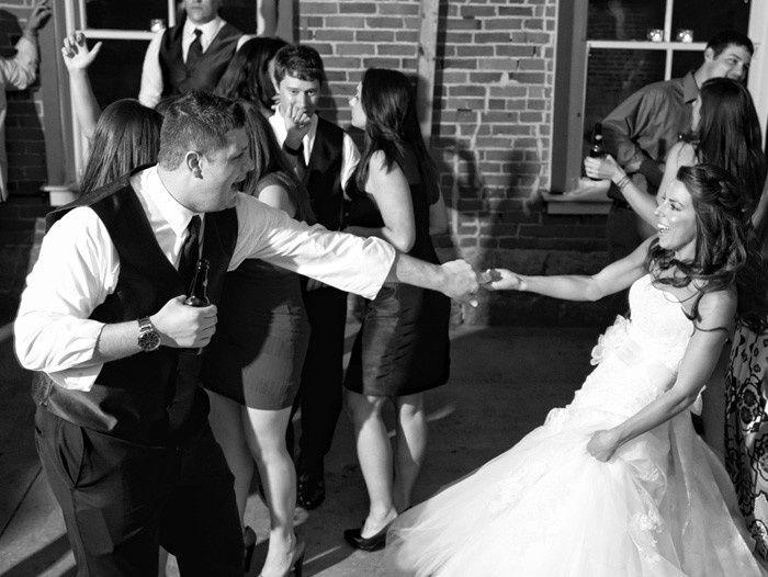 Tmx 1435847242928 Bride Dancing At Via Vecchia Wedding Reception Raleigh, North Carolina wedding dj