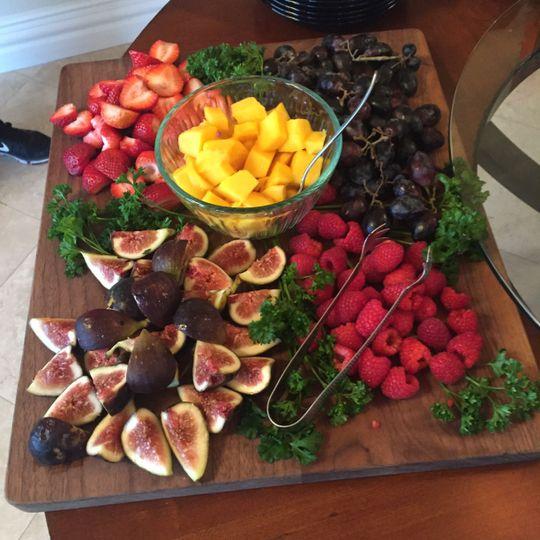 Frresh Fruit