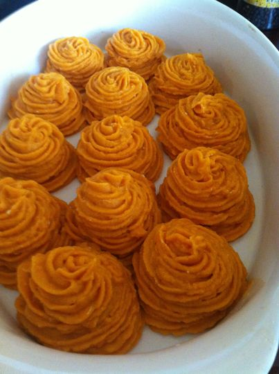 Sweet Potato Spirles