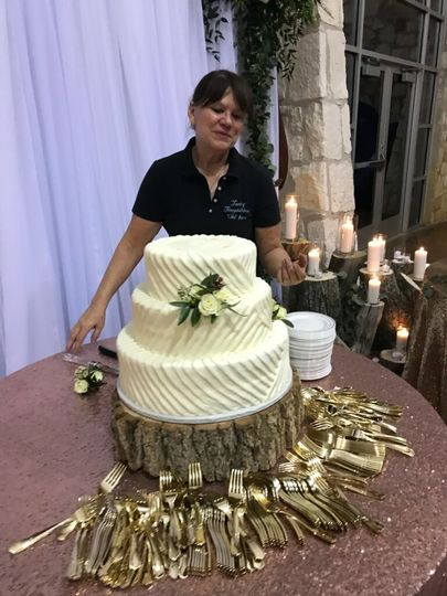 Time to Cut the Cake