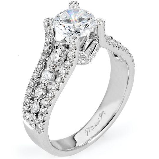 Michael m collection jewelry burbank ca weddingwire for Michael m collection