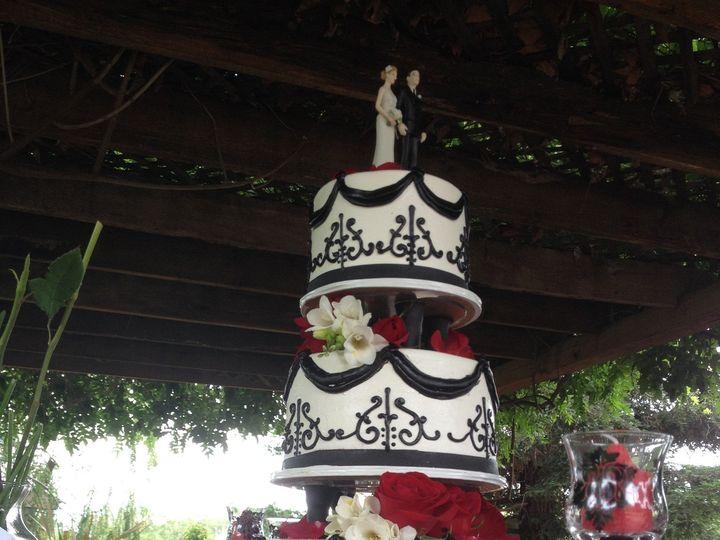 Tmx 1430956590049 Img1462 Chico wedding cake