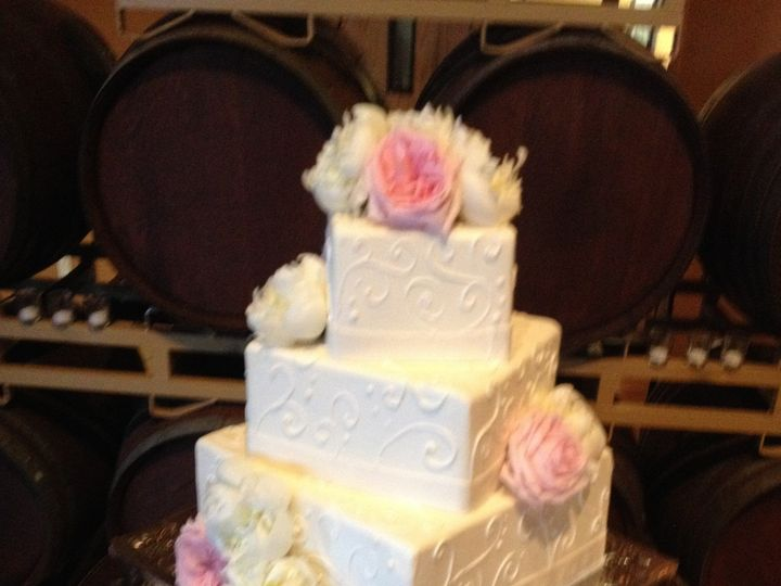 Tmx 1430956640111 Img1497 Chico wedding cake