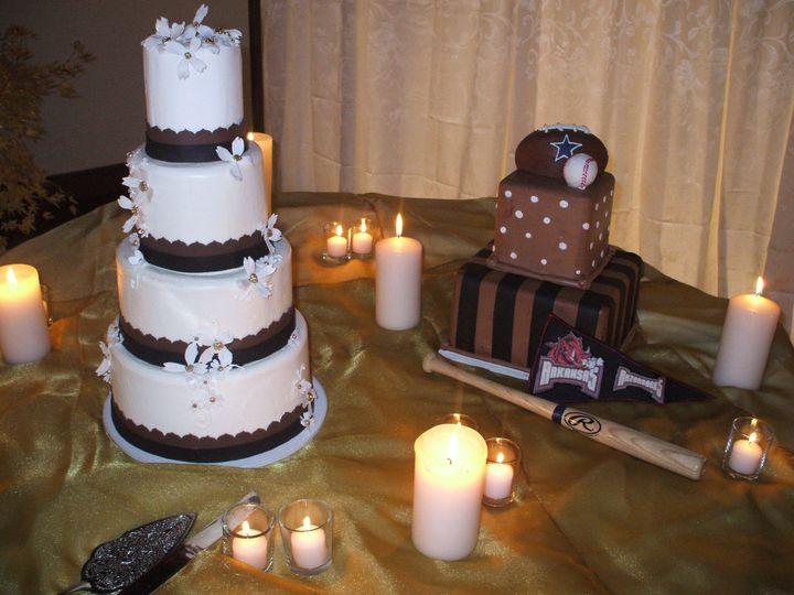 Tmx 1430956757503 Dscf0400 Chico wedding cake