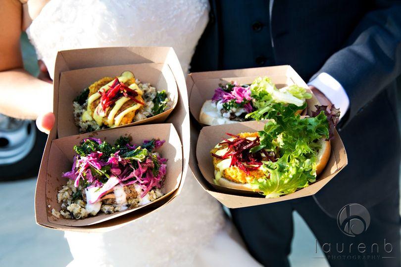 Food plates | Lauren B photography