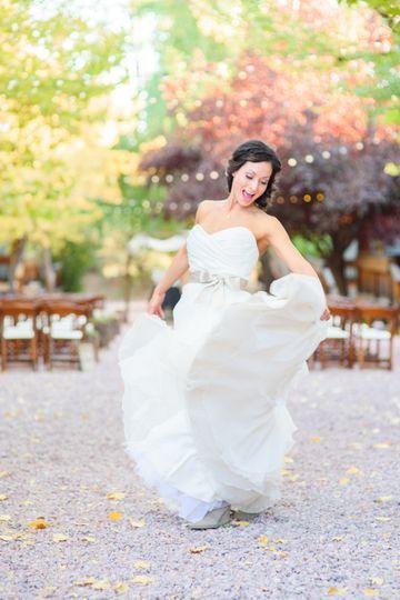 Strawberry, AZ Bride