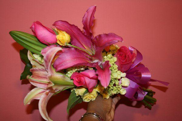 Tmx 1222358259456 JonesBMBouquet Washington, DC wedding florist