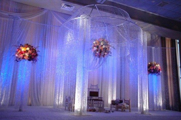 Tmx 1381524582033 Organza Drape With Crystal Washington, DC wedding florist