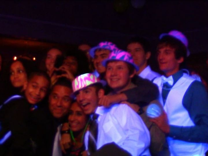 Tmx 1450334852344 Blacklight Dj Party Pa Nj Dancefloor 01 Sciota, PA wedding dj