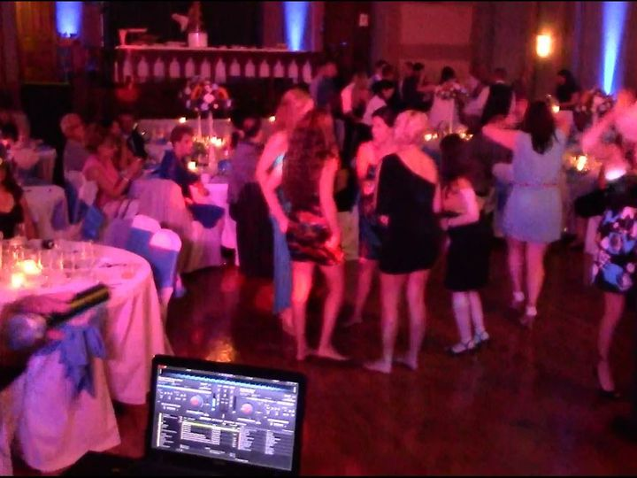 Tmx 1450335411221 Wedding Djs Jim Thorpe Pa Mauch Chunk Ballroom Mik Sciota, PA wedding dj