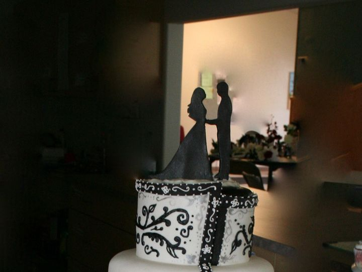 Tmx 1377386366372 Romanicwedding Anchorage wedding cake