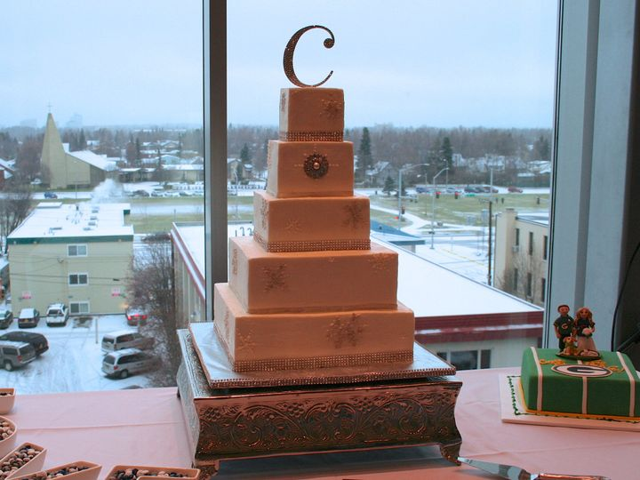 Tmx 1387522451646 Jamiejeff111 Anchorage wedding cake