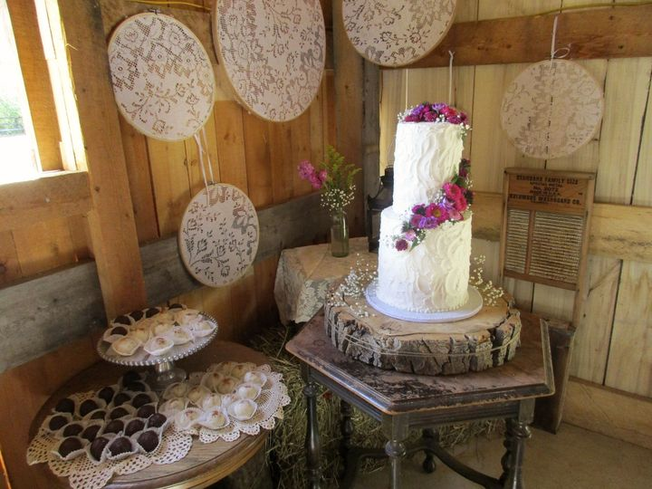 Tmx 1447882354683 Talltierrough15 Anchorage wedding cake