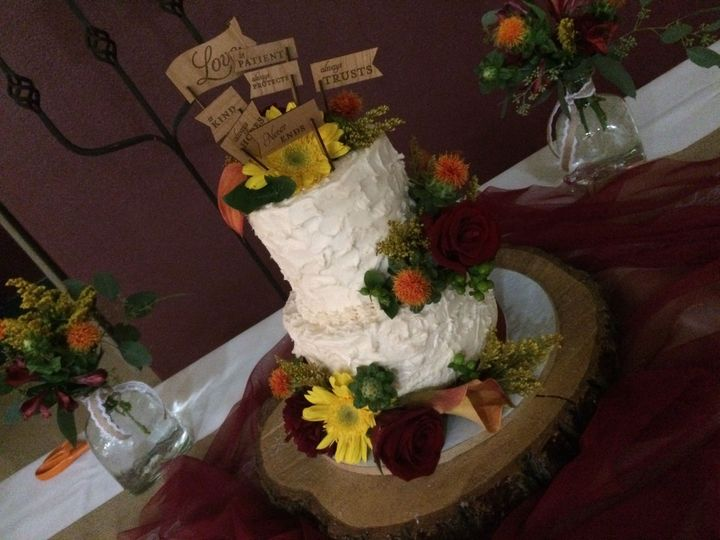 Tmx 1447882392773 Twotrroughflwrsfall15 Anchorage wedding cake