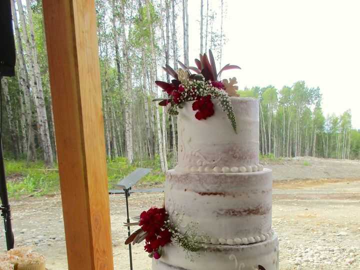 Tmx 1447882826809 Fourtiercrumbiceks15 Anchorage wedding cake