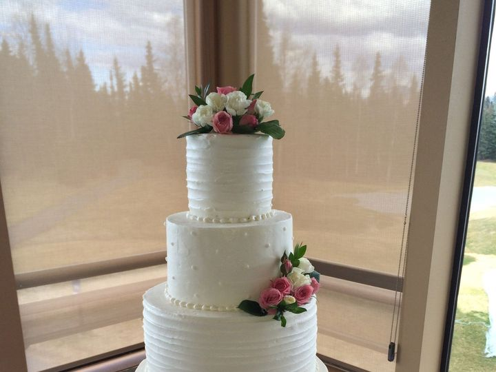 Tmx 1447882934699 Img2531 Anchorage wedding cake