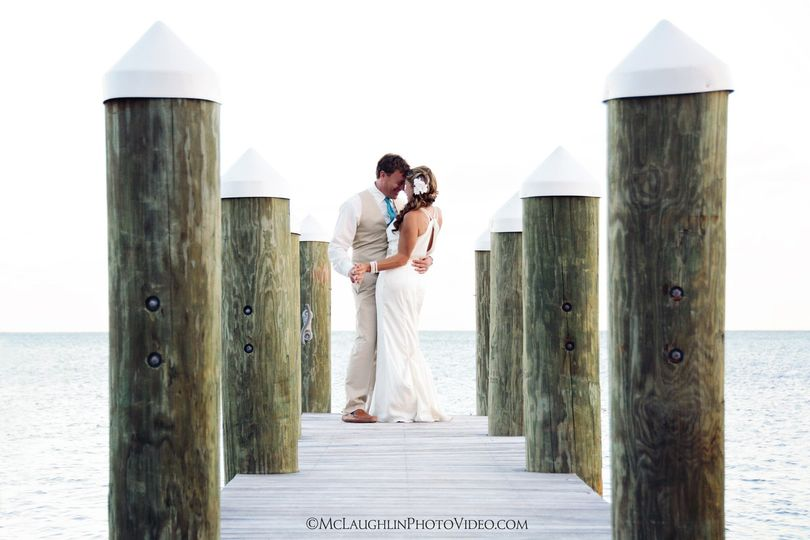 First Dance on the Dock at La Siesta