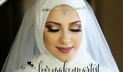 love makeup artist