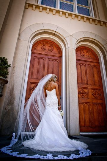 Bridals and Gifts co. has bird cage veils and veils of all lengths that can be ordered. We also...
