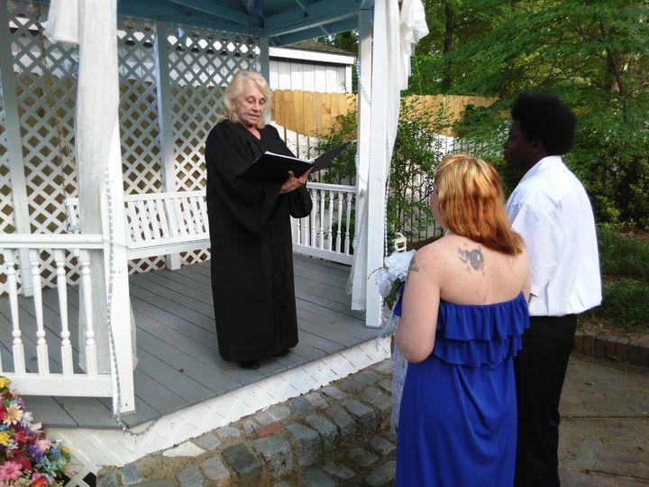Tmx 1497467624014 Img20170526180457 Chesterfield, VA wedding officiant