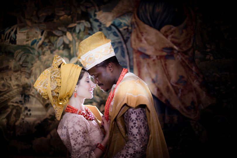 Anderson House Destination Wedding, Persian-Nigerian Ceremony, Washington, DC