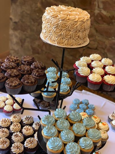 Various confections
