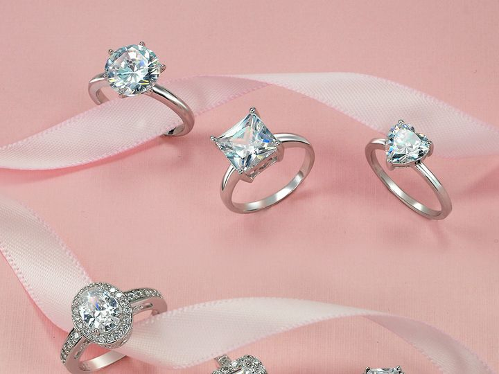 Tmx 1485274671848 Shop By Shape Engagement  Rings North Bergen, NJ wedding jewelry