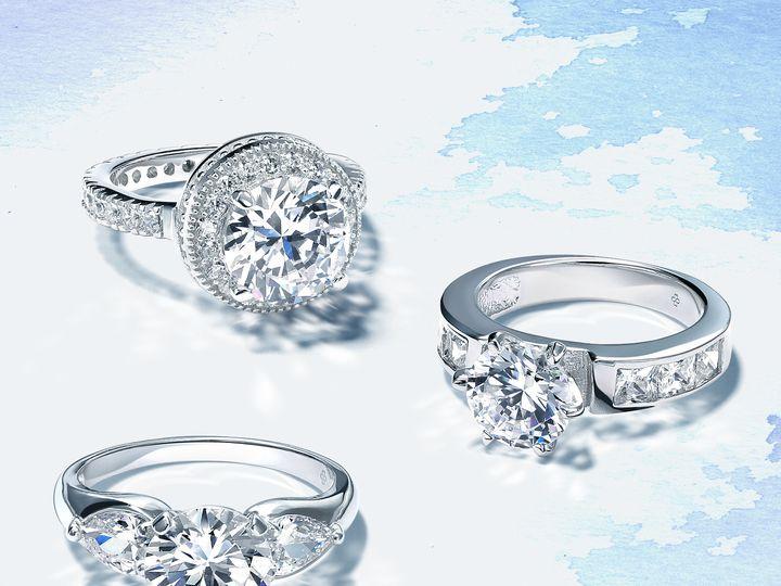 Tmx 1485275553901 Engagement Rings North Bergen, NJ wedding jewelry