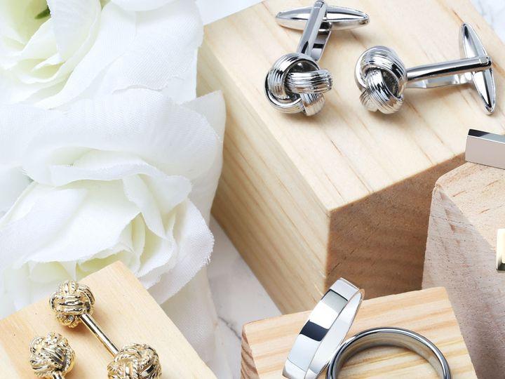 Tmx 1485276234080 For The Groom Cufflinks Wedding Bands Crop 2 North Bergen, NJ wedding jewelry