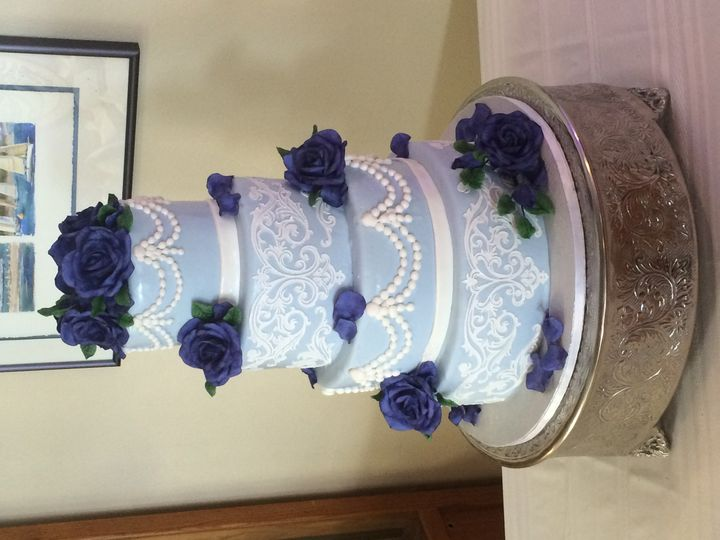 Tmx 1478483675144 Image Oak Harbor, WA wedding cake