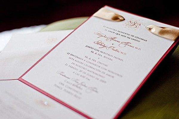 Isabella Invitations Invitations Houston TX WeddingWire