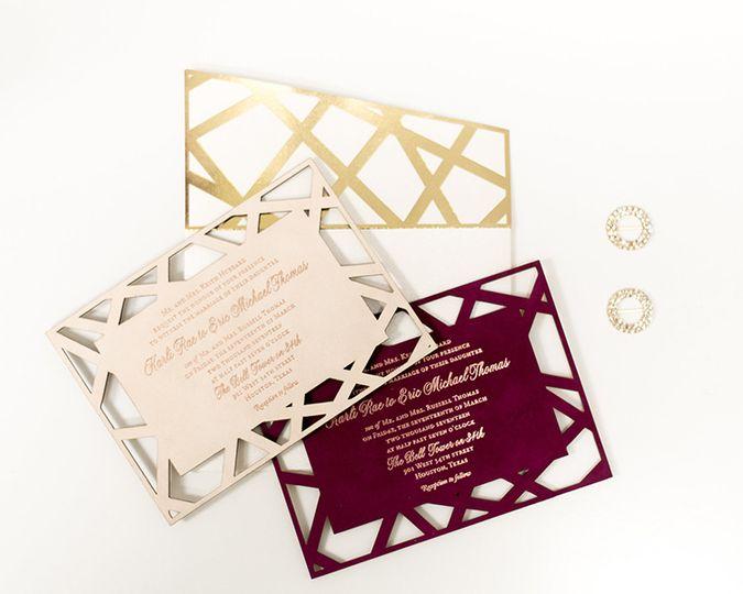 Velvet Invitation